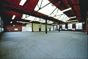Warehouse space to let North West